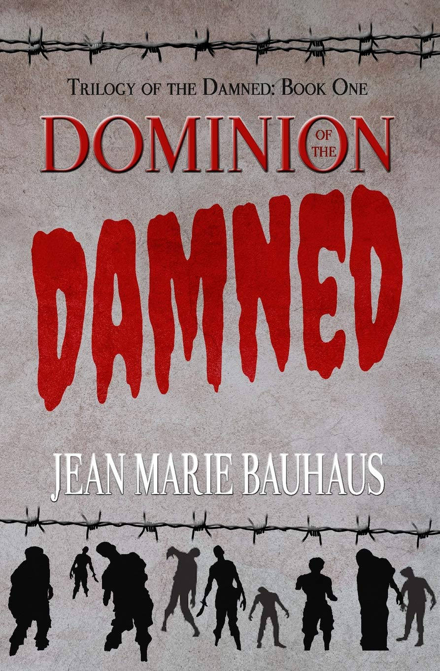 Dominion of the Damned Paperback - front